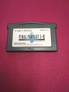 FINAL FANTASY1 2 GBA