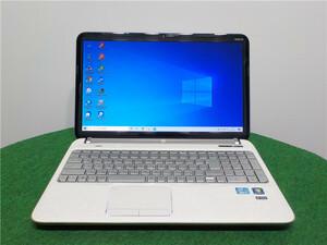 カメラ内蔵/15型/ノートPC/Windows10/新品SSD256/8GB/2世代i5/リカバリー領域/HP PavilionDV6 新品無線マウス Office搭載