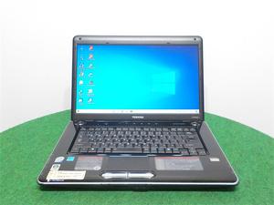 中古/15型/ノートPC/Windows10/500GB/4GB/P8600/TOSHIBA TX/67HBLK リカバリー領域  office搭載