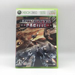 動作品 XBOX 360 Battle Stations : Pacific スパイク spike ハガキ 箱・説明書付 レア[60サイズ]
