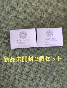 新品未開封 新日本製薬 パーフェクトワン 薬用リンクルストレッチジェル 50g 2個セット