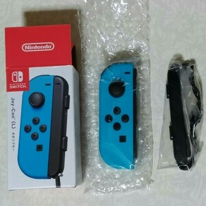 Joy-Con (L) ネオンブルー★新品未使用 ジョイコン Nintendo Switch