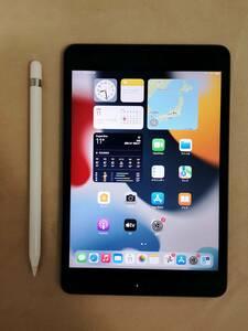 Apple iPad mini 第5世代 MUQW2J/A Wi-Fi 64GB + Apple Pencil 第1世代 (送料無料!!)
