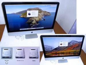 iMac (27-inch, Mid 2011) i7-3.4~3.8GHz 8GB/HDD 1TB/ SD WLAN