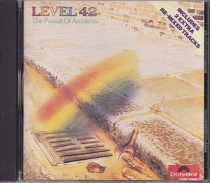 LEVEL 42 / レベル42 / THE PURSUIT OF ACCIDENTS /US盤/中古CD!!49276