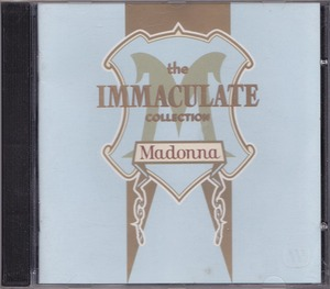 MADONNA / マドンナ / THE IMMACULATE COLLECTION /Germany盤/中古CD!!49288