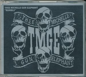 THEE MICHELLE GUN ELEPHANT / ミッシェル・ガン・エレファント / RAMBLE /UK盤/中古CDS!!49130