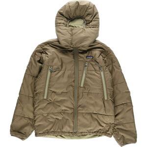 01年製 パタゴニア Patagonia ナノパフジャケット 83990 F01 フード付き キルティングジャケット メンズL /eaa172919