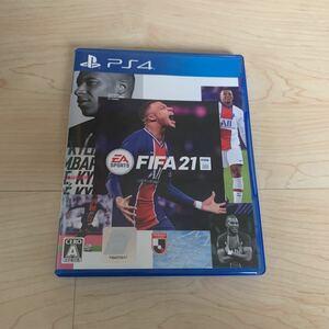 【PS4】 FIFA 21 [通常版]