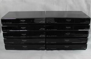 10台セット STB 録画OK Panasonic TZ-HDW610P HDD500GB内蔵 CATV セットトップボックス ケーブル 地デジチューナー パナソニック S102023