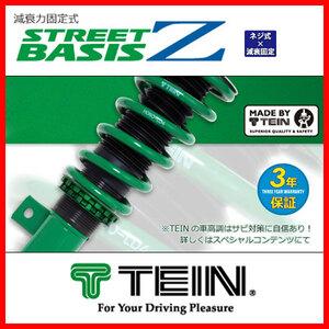 TEIN テイン 車高調 ストリートベイシスZ GSS54-81SS2 スバル インプレッサ GDB(C/D) 4WD 2002/11~2004/06 WRX STI (P.C.D.=100)