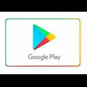 Google Play ギフトカード コード 1000円分 コード通知 ポイント消化