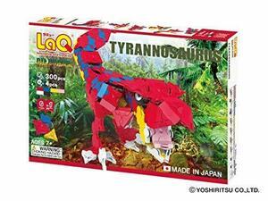 新品LaQ (ラキュー) ダイナソーワールド ティラノサウルス29V8
