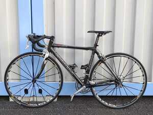 CARRERA カレラ フルカーボン ロードバイク DURA-ACE c-c46 c-t51 トップ51 9×2S オーダーバイク 美品