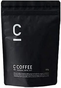 ★2時間セール価格★ダイエット コーヒー C COFFEE シーコーヒー 【 チャコール mctオイル パウダー オーガニ