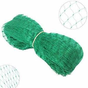 新品グリーン 5m*10m Bostar 鳥よけネット 防鳥ネット 5m×10m 農業用品 家庭菜園ネッX1RC