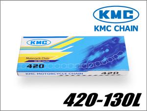 new goods KMC standard chain 420-130L CRM50 KSR50