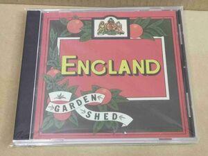 イングランド ENGLAND / GARDEN SHED CD f872