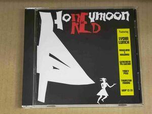 リディアランチ LYDIA LUNCH / HONEYMOON IN RED UK盤CD f915