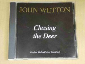 ジョンウェットン JOHN WETTON / CHASING THE DEER CD f903