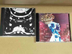 ジェスロタル CD2枚セット A PASSION PLAY/WARCHILD JETHRO TULL f900