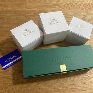 【新品未使用】NARUMIティーセット、ルピシア紅茶3種セット