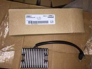 再入荷 BUELL 純正部品 ボルテージ レギュレーター Y0302.F 新品未使用 ビューエル X1 S1 S3 M2等に