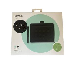 新品未開封 Wacom Intuos Small ペンタブレット ワイヤレス ブラック CTL-4100WL/E0-DX