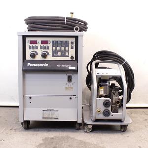 Panasonic/パナソニック フルデジタルCO2/MAG自動溶接機 YD-350GR3