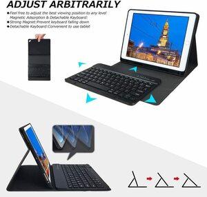 ipad 9.7 キーボードカバー 2018/2017 ipad pro 9.7/ipad air/air2/ipad 第六世代/ipad 第五世代 通用Apple pencil