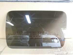 【075215】 ミゼットⅡ K100C 右リア クォーターガラス M2L3