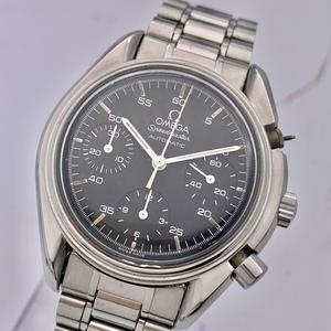 ◎1円~ オメガ omega スピードマスター クロノグラフ 保証書 黒文字盤 3510.50 メンズ 自動巻き クロノグラフ 腕時計 CP317510625