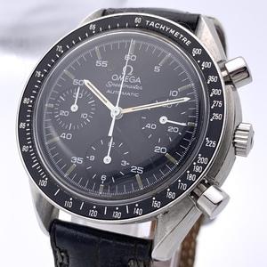 ★1円~ オメガ omega スピードマスター クロノグラフ 3510.50 メンズ 自動巻き 黒文字盤 腕時計 CP318110646