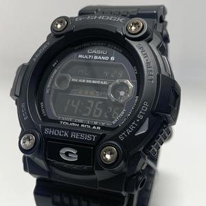 ◎1円~ カシオ Cassio Gショック 黒 バックライト GW-7900B メンズ クオーツ 保証書 腕時計 CD0749884