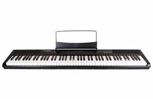 未開封■電子ピアノ Artesia PERFORMERデジタルピアノ 88鍵盤 アルテシアBLACK黒【手渡し歓迎】