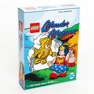 【新品】 レゴ LEGO 77906 DC ワンダーウーマン Wonder Woman 【米国2020年SDCC限定品】