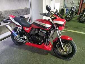 Kawasaki ZRX1100 逆車 フルエキ・ブレーキホース新品・タイヤバリ山・車検満タン・オイル漏れ無・メンテ仕立て・不具合無・美車