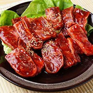 ハラミの味噌漬け【希少部位 サガリ】お徳用1㎏(500g×2) / 焼肉 焼き肉 バーベキュー BBQ