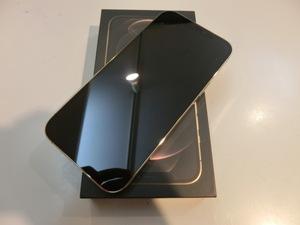 SIMフリー☆Apple iPhone12 Pro Max 128GB ゴールド 超美品☆