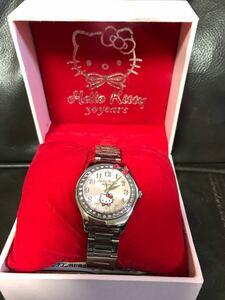 ハローキティ  30周年 記念ウォッチ腕時計 新品未使用