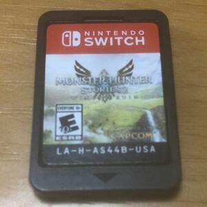 Nintendo Switch モンスターハンターストーリーズ2 【輸入版:北米】ソフトのみ