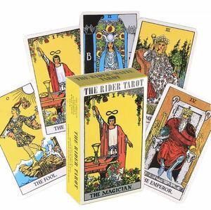 タロットカード TAROT Deck RIDER CARDS ライダー版 78枚 フルデッキ 占い マジック オラクル スピリチュアル