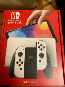 Nintendo Switch 有機EL 白 ホワイト ニンテンドースイッチ Switch本体 未使用