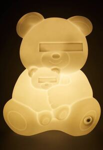 新品未開封 送料込 UNDERCOVER BEAR FLOOR LAMP