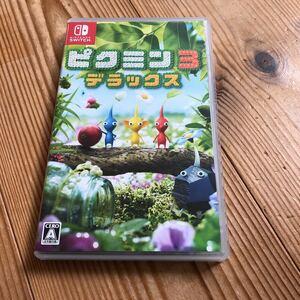 ピクミン3 デラックス  Nintendo Switch ニンテンドースイッチ