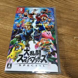大乱闘スマッシュブラザーズSPECIAL Nintendo Switch Switch ソフト