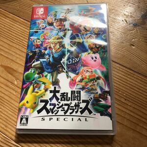 大乱闘スマッシュブラザーズSPECIAL Nintendo Switch 大乱闘スマッシュブラザーズ ニンテンドースイッチ