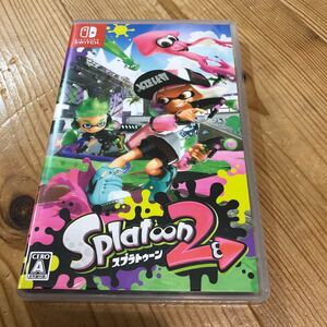 スプラトゥーン2 Splatoon2 Nintendo Switch ソフト