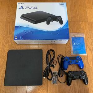PlayStation4 ジェットブラック 500GB CUH-2000AB01