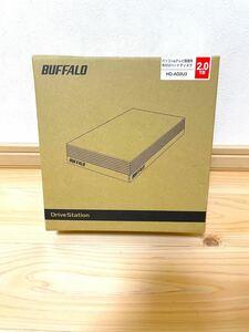 バッファロー 外付けハードディスク 2TB HD-AD2U3